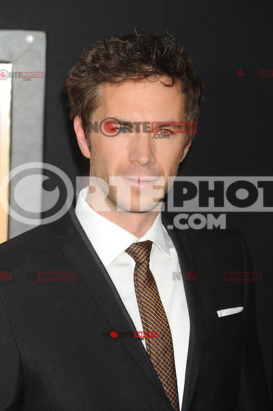 NEW YORK, NY - NOVEMBER 18: James D'Arcy at the 'Hitchcock' New York Premiere at Ziegfeld Theatre on November 18, 2012 in New York City. Credit: mpi01/MediaPunch inc. NortePhoto