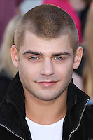 "WESTWOOD, LOS ANGELES, CA, USA - MARCH 18: Garrett Clayton at the World Premiere Of Summit Entertainment's ""Divergent"" held at the Regency Bruin Theatre on March 18, 2014 in Westwood, Los Angeles, California, United States. (Photo by Xavier Collin/Celebrity Monitor)"
