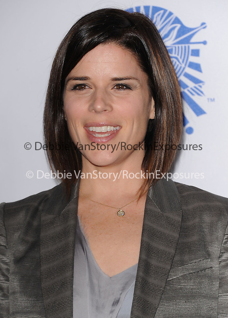 Neve Campbell attends Totem from Cirque du Soleil Premiere at Santa Monica Pier in Santa Monica, California on January 21,2014                                                                               © 2014 Hollywood Press Agency