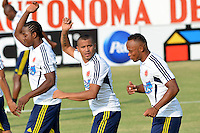 Entreno Seleccion Colombia / Colombia Team Training 02-09-2013