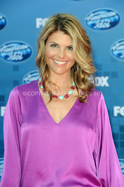 WWW.ACEPIXS.COM . . . . .  ....May 25 2011, Los Angeles....Lori Mclaughlin arriving at the 'American Idol' season 10 finale results show at the Nokia Theatre LA on May 25, 2011 in Los Angeles, California. ....Please byline: PETER WEST - ACE PICTURES.... *** ***..Ace Pictures, Inc:  ..Philip Vaughan (212) 243-8787 or (646) 679 0430..e-mail: info@acepixs.com..web: http://www.acepixs.com