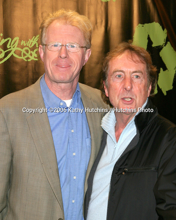 "Ed Begley Jr & Eric Idle.""Living With Ed"" Premiere Screening & Party.Sunset Lammle Theater.Los Angeles, CA.December 21,  2006.©2006 Kathy Hutchins / Hutchins Photo...."