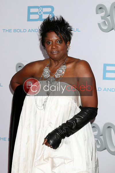 "Anna Maria Horsford<br /> at the ""The Bold and The Beautiful"" 30th Anniversary Party, Clifton's Downtown, Los Angeles, CA 03-18-17<br /> David Edwards/DailyCeleb.com 818-249-4998"
