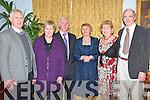 Clounmacon Community Social: Attending the Clounmacon Community Social at the Listowel Arms Hotel on Saturday nigh last were Eddie Betty Flaherty, Liam & Joan Enright & Breda & Tim Browne.