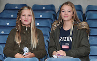 Blackburn Rovers' Fans at the start of todays match<br /> <br /> Photographer Rachel Holborn/CameraSport<br /> <br /> The EFL Sky Bet Championship - Blackburn Rovers v Aston Villa - Saturday 15th September 2018 - Ewood Park - Blackburn<br /> <br /> World Copyright &copy; 2018 CameraSport. All rights reserved. 43 Linden Ave. Countesthorpe. Leicester. England. LE8 5PG - Tel: +44 (0) 116 277 4147 - admin@camerasport.com - www.camerasport.com