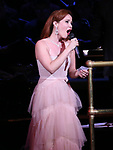 Sierra Boggess during the Broadway Classics in Concert at Carnegie Hall on February 20, 2018 at Carnegie Hall in New York City.