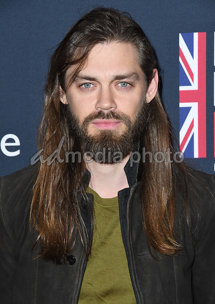 02 March 2018 - Los Angeles, California - Tom Payne. Film is GREAT Reception to honor British Nominees held at a Private Residence. Photo Credit: Birdie Thompson/AdMedia