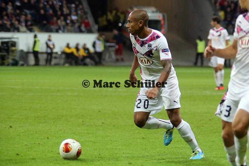 Jussie (Bordeaux) - 1. Spieltag der UEFA Europa League Eintracht Frankfurt vs. Girondins Bordeaux
