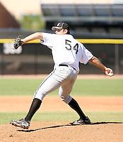 Matt Hopps - Chicago White Sox - 2010 Instructional League.Photo by:  Bill Mitchell/Four Seam Images..
