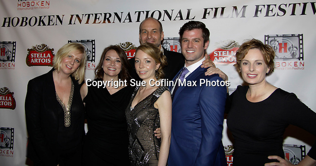 - Gala Awards Night - Closing Night - Hoboken International Film Festival held June 5, 2014 at the Paramount Theatre, Middletown, New York. (Sue Coflin/Max Photos)