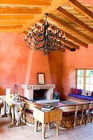 Rancho la Puerta, Tecate, Baja Californis Norte, Mexico