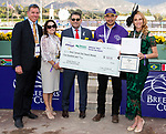 November 2, 2019: Best Turned Out horse, Breeders' Cup Sprint on Breeders' Cup World Championship Saturday at Santa Anita Park on November 2, 2019: in Arcadia, California. Bill Denver/Eclipse Sportswire/CSM