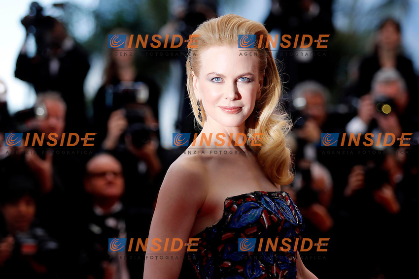 Nicole Kidman  .Cannes 19/5/2013 .Festival del Cinema di Cannes .Foto Panoramic / Insidefoto .ITALY ONLY