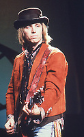 Tom Petty <br /> September 27th 1991&nbsp; <br /> Great Woods Ampitheatre<br /> Mansfield<br /> Massachusetts<br /> USA<br /> CAP/ANDY<br /> &copy;ANDY/Capital Pictures