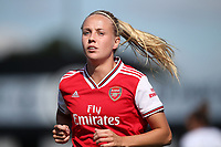 Beth Mead of Arsenal during Arsenal Women vs West Ham United Women, Barclays FA Women's Super League Football at Meadow Park on 8th September 2019
