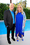PALM SPRINGS - APR 27: Scott Appel, Blair Tindall at a cultivation event for The Actors Fund at a private residence on April 27, 2016 in Palm Springs, California