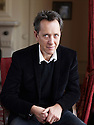 Richard E Grant ,actor, at The Oxford Literary Festival 2010.CREDIT Geraint Lewis