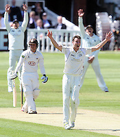 Middlesex CCC v Surrey CCC 02-May-2013
