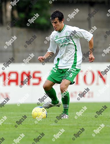 2011-07-20 / Voetbal / seizoen 2011-2012 / Dessel Sport / Hans Hannes..Foto: mpics