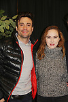 The Young and The Restless actors Daniel Goddard & Camryn Grimes came together on February 16, 2019 for a fan q & a, meet and great with autographs and photo taking hosted by Soap Opera Festival's Joyce Becker at the Hollywood Casino in Columbus, Ohio. (Photos by Sue Coflin/Max Photos)