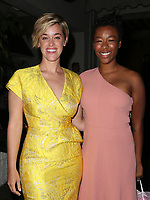 WEST HOLLYWOOD, CA - NOVEMBER 30: Lauren Morelli, Samira Wiley, at LAND of distraction Launch Event at Chateau Marmont in West Hollywood, California on November 30, 2017. Credit: Faye Sadou/MediaPunch