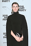 Justine Ludwig attends the 2016 Whitney Art Party, at The Whitney Museum of American Art on 99 Gansevoort Street in New York City, on November 15, 2016.
