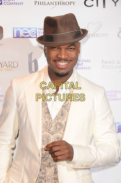 02 March 2014 - Beverly Hills, California - Ne-Yo.  Fame and Philanthropy Post-Oscar Gala celebrating the 86th Annual Academy Awards held at The Vineyard Beverly Hills. <br /> CAP/ADM/BT<br /> &copy;Birdie Thompson/AdMedia/Capital Pictures