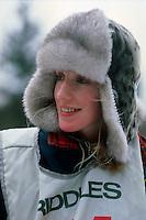 Libby Riddles 1985 Iditarod Sled Dog Champion Alaska
