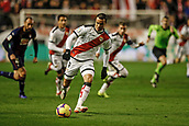 2018 La Liga Football Rayo Vallecano v Eibar Nov 30th