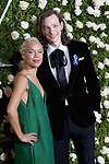NEW YORK, NY - JUNE 11:  Actor Mike Faist (R) attends the 71st Annual Tony Awards at Radio City Music Hall on June 11, 2017 in New York City.  (Photo by Walter McBride/WireImage)