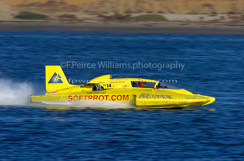 Paul Becker, UL-14 (Unlimited Light hydroplane(s)