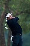 Antonio Lascuna of Philippines tees off during the 58th UBS Hong Kong Golf Open as part of the European Tour on 09 December 2016, at the Hong Kong Golf Club, Fanling, Hong Kong, China. Photo by Marcio Rodrigo Machado / Power Sport Images