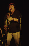 Bobby Keys , saxophone for Rolling Stones. 1987<br />
