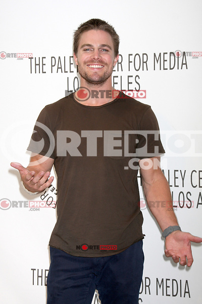 BEVERLY HILLS, CA - SEPTEMBER 8: Stephen Amell arrives at the CW Fall Preview of &quot;Arrow&quot; at the Paley Center For Media in Bevery Hills, California. &copy;&nbsp;mpi20/MediaPunch Inc. /NortePhoto.com<br />