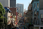 Grant Street in Chinatown
