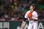 Kenta Maeda (JPN), .MARCH 3, 2013 - WBC : .2013 World Baseball Classic .1st Round Pool A .between Japan 5-2 China .at Yafuoku Dome, Fukuoka, Japan. .(Photo by YUTAKA/AFLO SPORT)