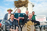 THRESHING: Busy making preparations for the Blennerville Threshing Festival on Sunday next were committee members, front l-r: Robert O'Sullivan and Michael Curran. Back, l-r: Con Breen, John O'Connor, Billy Mason and John Kerins.   Copyright Kerry's Eye 2008