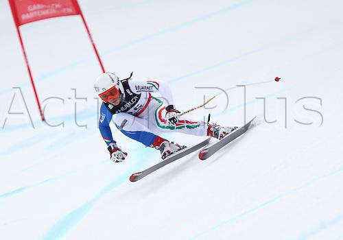 11.02.2011  FIS ALPINE WORLD SKI CHAMPIONSHIPS. CURTONI Elena in Garmisch-Partenkirchen, Germany.