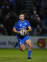 28th February 2020; RDS Arena, Dublin, Leinster, Ireland; Guinness Pro 14 Rugby, Leinster versus Glasgow; Dave Kearney (Leinster) makes a clean break
