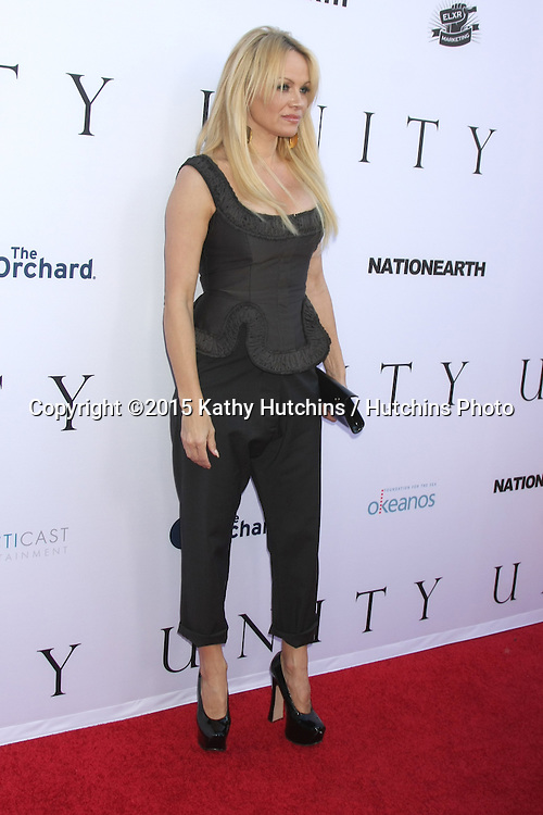 """LOS ANGELES - JUN 24:  Pamela Anderson at the """"Unity"""" Documentary World Premeire at the Director's Guild of America on June 24, 2015 in Los Angeles, CA"""
