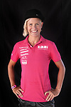 KAILUA-KONA, HI - OCTOBER 11:  Sarah Crowley of Australia poses for a portrait leading up to the 2018 IRONMAN World Championships in Kailua-Kona, Hawaii on October 11, 2018. (Photo by Donald Miralle for IRONMAN)