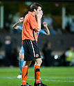 19/08/2010   Copyright  Pic : James Stewart.sct_jsp009_dundee_utd_v_aek_athens  .:: JON DALY CAN'T BELIEVE HE MISSED A CHANCE :: .James Stewart Photography 19 Carronlea Drive, Falkirk. FK2 8DN      Vat Reg No. 607 6932 25.Telephone      : +44 (0)1324 570291 .Mobile              : +44 (0)7721 416997.E-mail  :  jim@jspa.co.uk.If you require further information then contact Jim Stewart on any of the numbers above.........