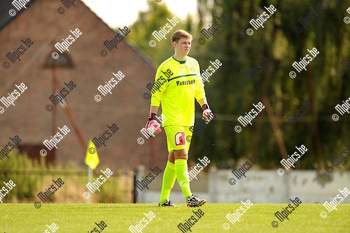 2014-07-27 / Voetbal / seizoen 2014-2015 / KFC Duffel / Jeroen Hofmans<br /><br />Foto: mpics.be