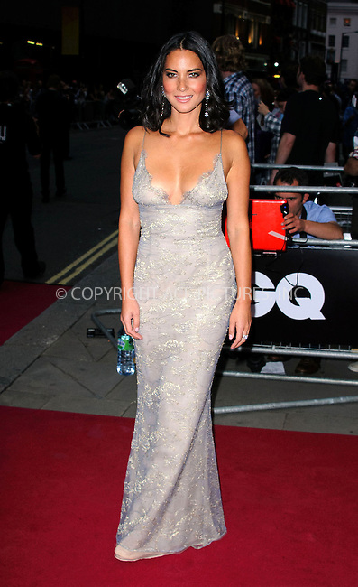 WWW.ACEPIXS.COM....US SALES ONLY....September 4, 2012, London, England.....Olivia Munn arriving at the GQ Men of the Year Awards at the Royal Opera House on September 4, 2012 in London.......By Line: Famous/ACE Pictures....ACE Pictures, Inc..Tel: 646 769 0430..Email: info@acepixs.com