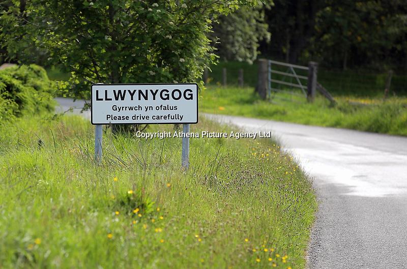 Village of Llwynygog