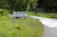 Village of Llwynygog