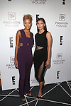 Designers Carly Cushnie and Michelle Ox Attend E!'s 2016 Spring NYFW Kick Off party at The Standard, High Line, Biergarten & Garden