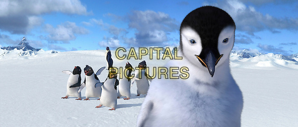 SCENE.in Happy Feet.*Editorial Use Only*.Ref: FB.www.capitalpictures.com.sales@capitalpictures.com.Supplied by Capital Pictures.
