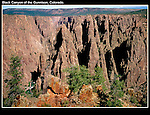 All hikes into the canyon are steep and difficult. Then there's the hike up. Black Canyon of the Gunnison National Park.<br />