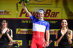 Arnaud Demare (FRA) FDJ wins Stage 4 of the 104th edition of the Tour de France 2017, running 207.5km from Mondorf-les-Bains, Luxembourg to Vittel, France. 4th July 2017.<br /> Picture: ASO/Pauline Ballet | Cyclefile<br /> <br /> <br /> All photos usage must carry mandatory copyright credit (&copy; Cyclefile | ASO/Pauline Ballet)
